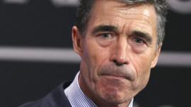 Secretary General Anders Fogh Rasmussen