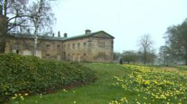 Northumberland's Belsay Hall
