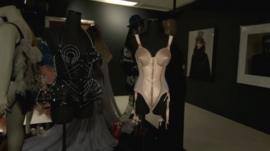 Jean Paul Gaultier's designs