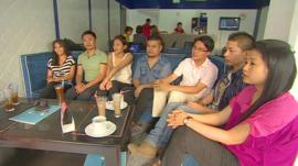 Young professionals in Nagaland
