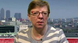 Director of Public Prosecutions, Alison Saunders
