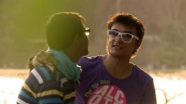 A gay couple in Delhi tells the BBC why they are fighting for their right to dignity and life.