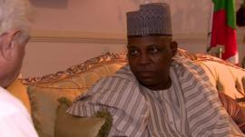 Kashim Shettima, Governor of Borno State