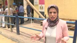 Sally Nabil reports from Alexandria in Egypt