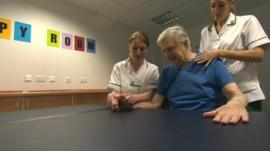 Therapy provided for stroke victims