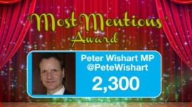 Pete Wishart MP in Twitter graphic