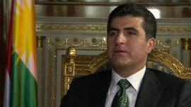 Nechirvan Barzani