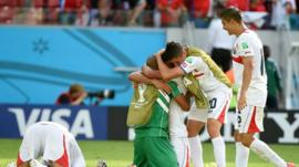 World Cup 2014: Italy 0-1 Costa Rica highlights