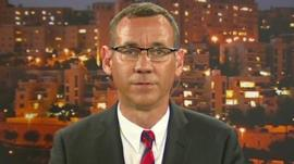 Israeli government spokesman Mark Regev