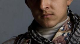 A young jihadist