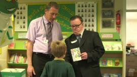 Stephen Green, 49, is one of a handful of parish councillors with a learning disability in the United Kingdom.