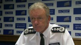 Sir Bernard Hogan Howe