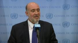 Ron Prosor, Israeli Ambassador to the United Nations