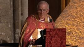 Dr Barry Morgan, Archbishop of Wales