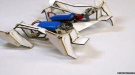 Origami robot