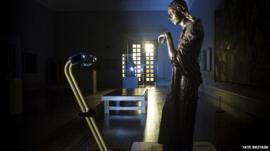 Robot at Tate Britain