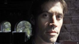 James Foley, May 2011