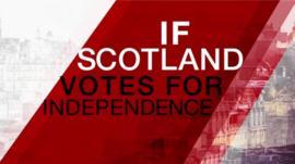 Scotland graphic