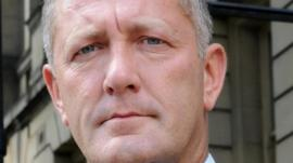 South Yorkshire Police Commissioner Shaun Wright