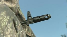Rifle muzzle