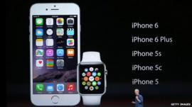 iPhone 6 and Apple Watch