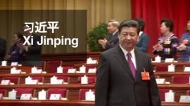 Xi Jinping, file pic