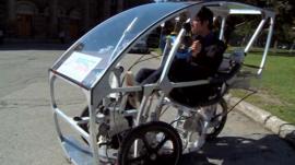 wheelspan vehicle