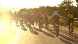 Colorado cyclists