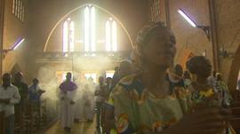 Catholic church in the Democratic Republic of Congo