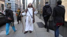 Philly Jesus