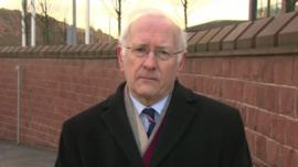 Police and Crime Commissioner for South Yorkshire Alan Billings