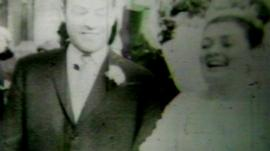 Maurice and Sharon Brake