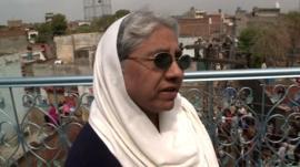 Pakistani nun