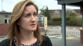 Rachel Shields from the PSNI say they will act quickly if they believe an image or video shows a Northern Ireland child