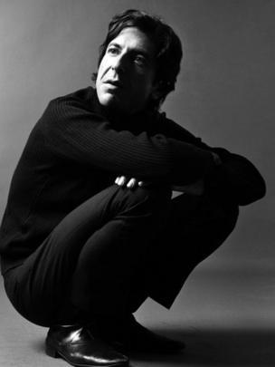 Leonard Cohen, 1972
