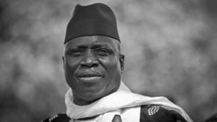 Le chef de l'État gambien Yahya Jammeh est au pouvoir depuis 22 ans