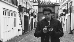 'Brooklyn Beckham' from the web at 'http://ichef-1.bbci.co.uk/news/304/cpsprodpb/118E6/production/_88101917_88075048.jpg'