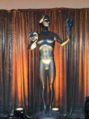 Estatua del premio SAG
