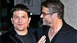 George Michael ve Kenny Goss