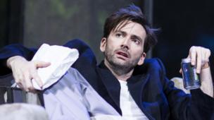 Dizzy Tennant up in Don Juan up in Soho