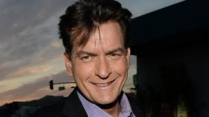 'Charlie Sheen' from the web at 'http://ichef-1.bbci.co.uk/news/304/cpsprodpb/17330/production/_86742059_charliesheen.jpg'