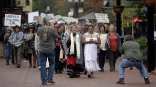 Protestolar Nisan ayından beri devam ediyordu