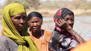 Maisha ya binadam pia huenda yakaangamia katika kaunti ya Marsabit na kaunti zingine zilizo karibu kama vile Turkana.