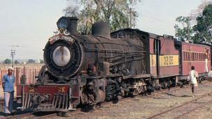 'The Satpura Express, photographed in 1983' from the web at 'http://ichef-1.bbci.co.uk/news/304/cpsprodpb/31D4/production/_87165721_satpuratop.jpg'