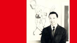 Young Alfonso Wong