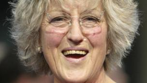 'Germaine Greer' from the web at 'http://ichef-1.bbci.co.uk/news/304/cpsprodpb/59C2/production/_86787922_greer_getty.jpg'