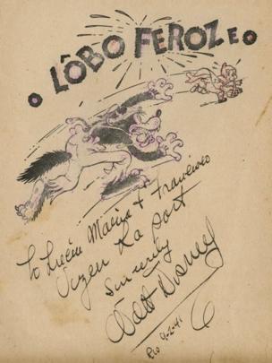 Off Topic : El origen de los autógrafos _91037123_disney-book-signature-autograph