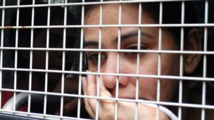 'Close up of an arrested Pakistani Christian woman' from the web at 'http://ichef-1.bbci.co.uk/news/304/cpsprodpb/C0AB/production/_88432394_arrested_close976b.jpg'