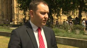 Ian Murray said Labour would challenge the bill in its later stages