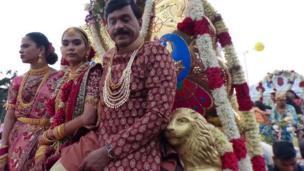 Düğünden fotoğraf
